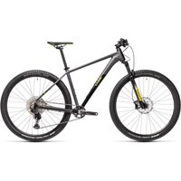 Cube Reaction Pro Hardtail Bike (2021)   Hard Tail Mountain Bikes