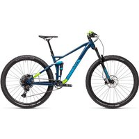 Cube Stereo 120 Pro 29 Mountain Bike 2021 - Trail Full Suspension MTB