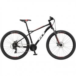GT Aggressor Comp 2021 Mountain Bike - Black