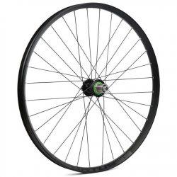 Hope Fortus Pro 4 Boost 27.5 Rear Mountain Bike Wheel - HG Hub - Black