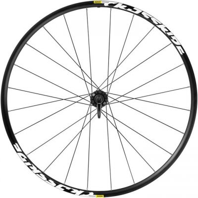 "Mavic Crossride FTS-X 6 Bolt 27.5"" Mountain Bike Rear Wheel - Black"