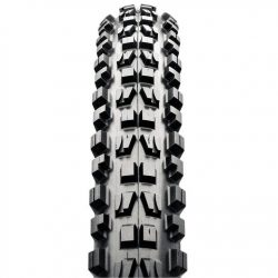 Maxxis Minion DHF 29er Dual Compound EXO Protection Folding Tubeless Ready Mountain Bike Tyre - Black