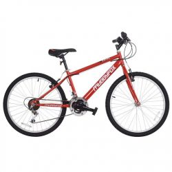 Muddyfox Excel 24 Mountain Bike Junior - Red