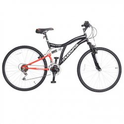 Muddyfox Hector 26 Mountain Bike - Black
