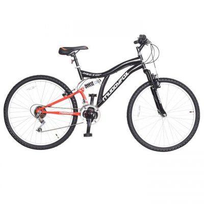 Muddyfox Hector 26 Mountain Bike - Black