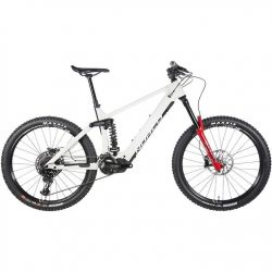 Norco Range VLT C1 2020 Electric Mountain Bike - White