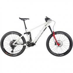 Norco Range VLT C1 2020 Electric Mountain Bike - White