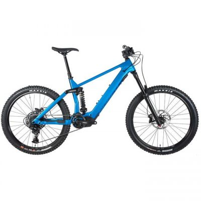 Norco Range VLT C3 2020 Electric Mountain Bike - Blue