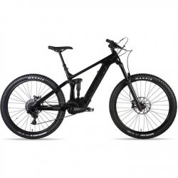 Norco VLT C3 27.5 2020 Electric Mountain Bike - Black