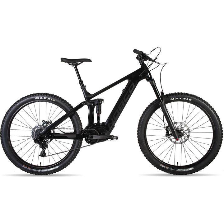Norco Sight VLT C3 27.5 2020 Electric Mountain Bike - Black