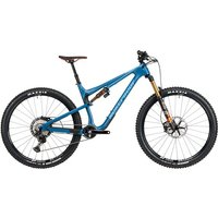 "Nukeproof Reactor 290 Factory XT 29"" Mountain Bike 2020 - Trail Full Suspension MTB"