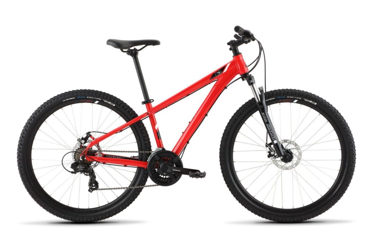 £400.00 Raleigh Talus 2 Mens Mountain Bike 27.5 Inch – Red, X Small
