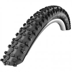 "Schwalbe Smart Sam Performance Wired 26"" Mountain Bike Tyre - Black"