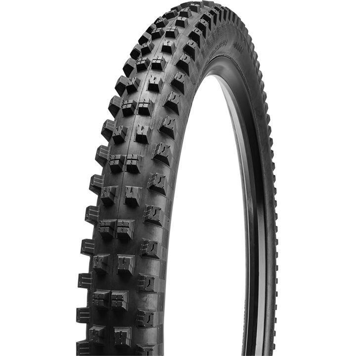 Specialized Hillbilly Grid 2Bliss Ready 650B Folding Mountain Bike Tyre - Black