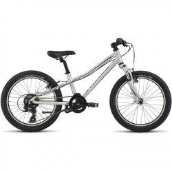 Specialized Hotrock 20 2020 Kids Mountain Bike - Silver/Black