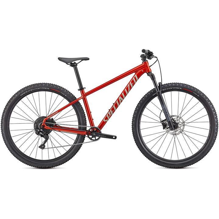 £850.00 – Specialized Rockhopper Elite 2021 Mountain Bike – Red