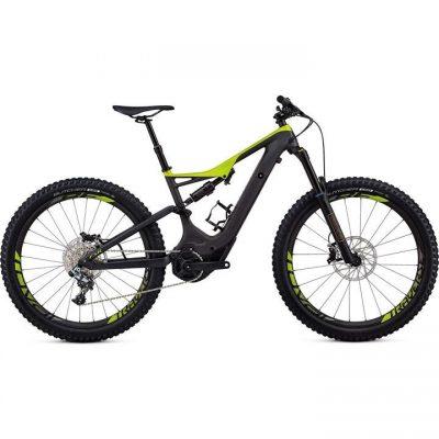 Specialized S Works Levo FSR Carbon 6Fattie 2018 Electric Mountain Bike - Black