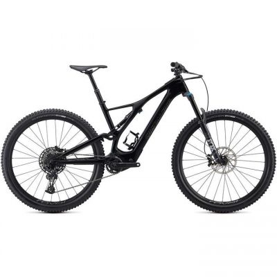 Specialized Turbo Levo SL Comp Carbon 2021 Electric Mountain Bike - Black