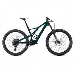 Specialized Turbo Levo SL Comp Carbon 2021 Electric Mountain Bike - Green