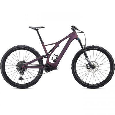 Specialized Turbo Levo SL Comp Carbon 2021 Electric Mountain Bike - Purple