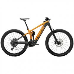 Trek Rail 9 2021 Electric Mountain Bike - Orange