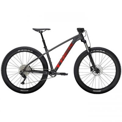 Trek Roscoe 6 2021 Mountain Bike - Lithium Grey22