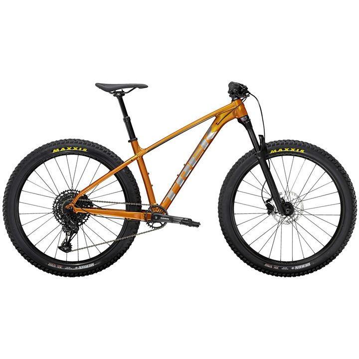 £1050.00 – Trek Roscoe 7 2021 Mountain Bike – Orange 21
