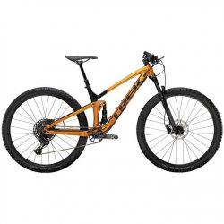 Trek Top Fuel 7 2021 Mountain Bike - Orange
