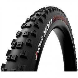 Vittoria Mota TLR G2.0 27.5+ Folding Tubeless Ready Mountain Bike Tyre - Black