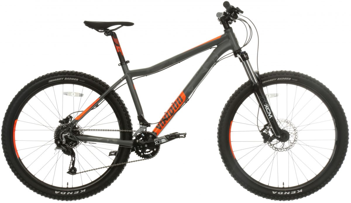£500.00 Voodoo Bantu Mountain Bike – 18 Inch
