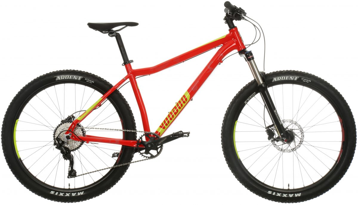 £600.00 Voodoo Hoodoo Mountain Bike – 18 Inch