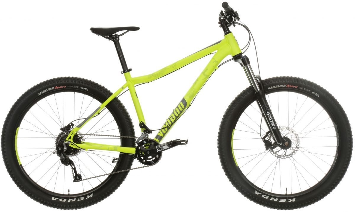 £550.00 Voodoo Wazoo Mens Mountain Bike 27.5+ Inch – 18 Inch