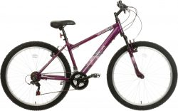Apollo Jewel Womens Mountain Bike - Purple - 17 Inch