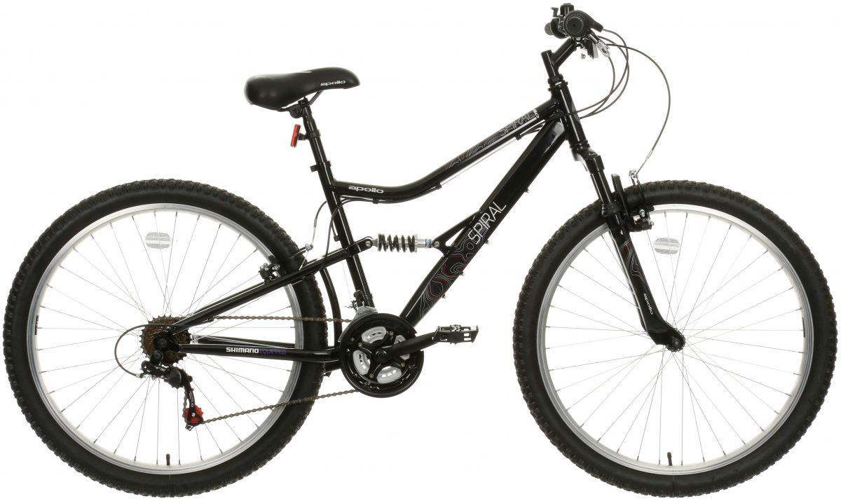 £200.00 Apollo Spiral Womens Mountain Bike – 17 Inch