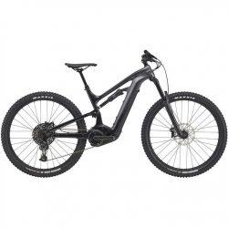 Cannondale Moterra 3 + 2021 Electric Mountain Bike - Black
