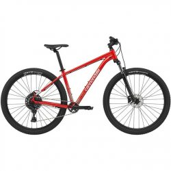 Cannondale Trail 5 2021 Mountain Bike - Red 21