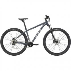 Cannondale Trail 6 2021 Mountain Bike - Black 21