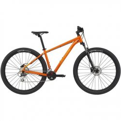 Cannondale Trail 6 2021 Mountain Bike - Orange 21
