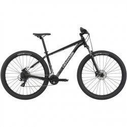 Cannondale Trail 7 2021 Mountain Bike - Black 22