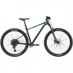Cannondale Trail SE 2 2021 Mountain Bike - Green 21