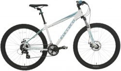 Carrera Vengeance Womens Mountain Bike - White