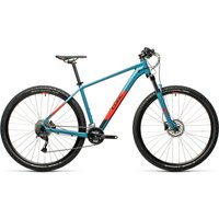 Cube Aim Ex Hardtail Bike (2021)   Hard Tail Mountain Bikes