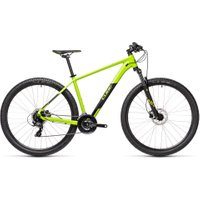 Cube Aim Pro 27.5 Hardtail Bike (2021)   Hard Tail Mountain Bikes