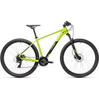 Cube Aim Pro 29 Hardtail Bike (2021)   Hard Tail Mountain Bikes