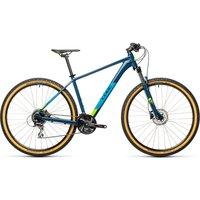 Cube Aim Race 27.5 Hardtail Bike (2021)   Hard Tail Mountain Bikes