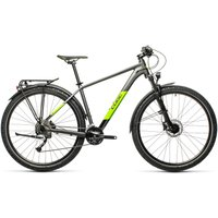 Cube Aim SL 29 Allroad Hardtail Bike (2021)   Hard Tail Mountain Bikes
