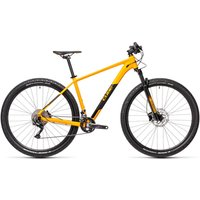 Cube Attention Hardtail Bike (2021)   Hard Tail Mountain Bikes