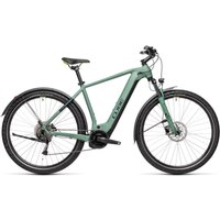 Cube Nature Hybrid One 500 Allroad E-Bike (2021)   Electric Mountain Bikes