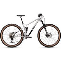 Cube Stereo 120 Race 29 Suspension Bike (2021)   Full Suspension Mountain Bikes