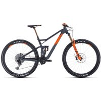 "Cube Stereo 150 C:68 TM 29""  Mountain Bike 2020 - Enduro Full Suspension MTB"